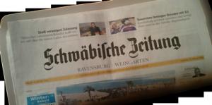 """Schwäbische Zeitung: """"Baienfurter Hallenbad wird saniert, aber nicht erweitert"""""""