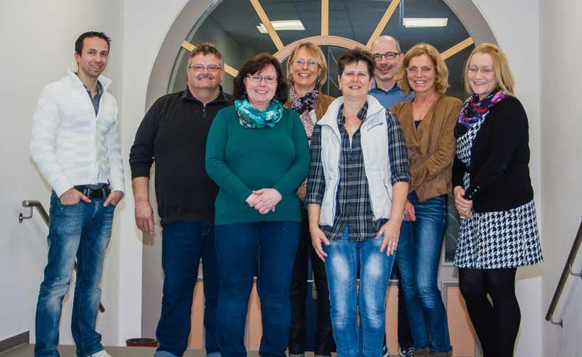 Vorstand Förderverein Hallenbad Baienfurt